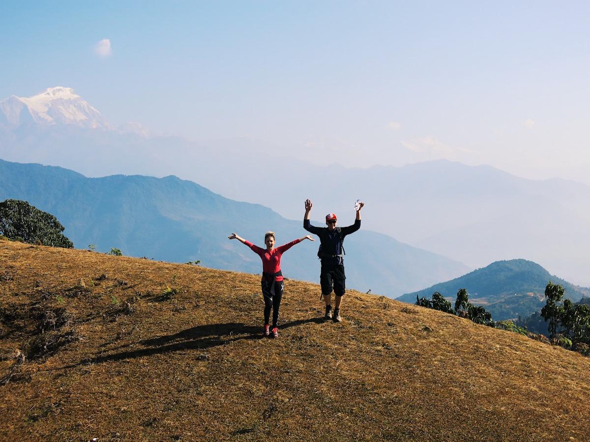 Fottur til Annapurna Base Camp, Nepal
