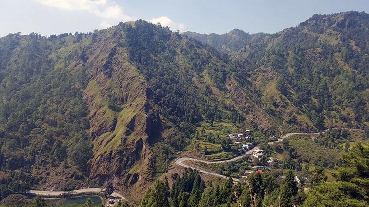 Måndag på Det besta av Himalaya