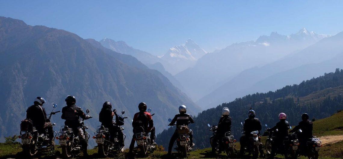 Chopta i Himalaya
