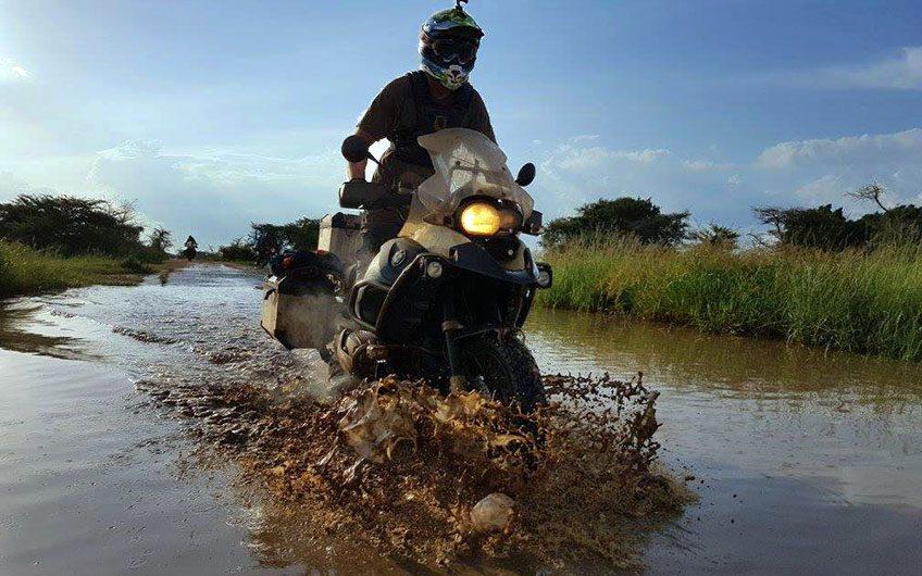 Motorsykkel-safari Tanzania Zanzibar